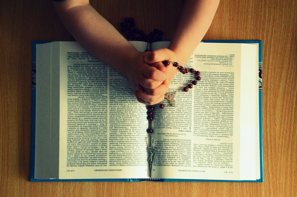 Scripture and the Rosary